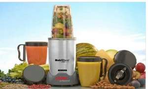 Cooks Professional NutriBlend 1000 Edition Blender 4 options from £34.94 delivered Was up to £159.99 @ Telegraph Shop.