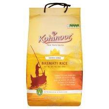 Kohinoor Gold Extra Long Basmati Rice 10Kg £9 @ Tesco