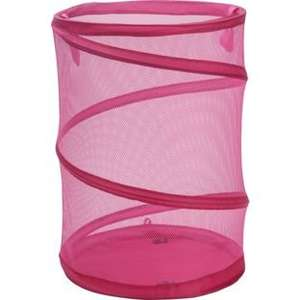 Argos pop up laundry basket - Funky Fuschia - £2.49 @ Argos