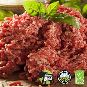 Lean Mince 400g 95p @ Musclefood -  £25 min spend and £3.95 postage