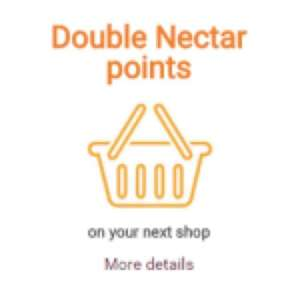 Boost your Nectar Points at Sainsburys instore and online - Sainsburys My Coupons Website.