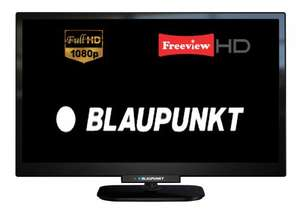 "Blaupunkt Freeview HD 1080p Full HD Refurb 23.6"" TV £72 at Ebay Tesco Outlet"