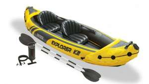 Inflatable Intex Explorer K2 Kayak £70 @ Amazon
