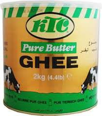 KTC ghee 1kg tesco 3 for £12