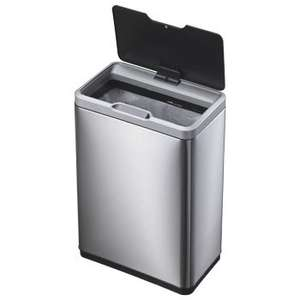 EKO 80 Litre Capacity Rectangular Motion Sensor Waste Bin £44.89 @ Costco