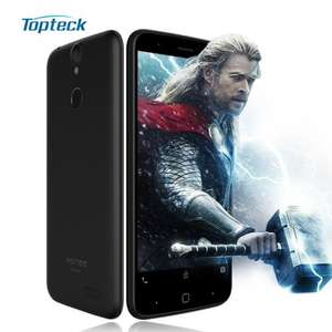 """Vernee Thor 4G Android 6.0 Dual-Sim Octa Core 3GB+16GB 13MP Fingerprint ID 5"""" OTG Quick Charge Smartphone £69 Flash Price (£75.90 Sale Price) AliExpress / ShenZhen TopTeck Technology"""