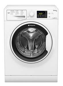 Hotpoint Ultima 8kg 1600rpm LCD Washing Machine £222.07 + possible extra 8% cashback @ Hotpoint Clearance