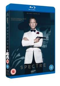Spectre Blu-ray £10 at Tesco Direct (no need to pay Tesco £79 a year to get it at this price) Standard Delivery FREE