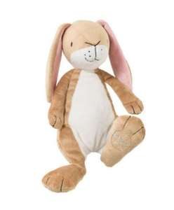 Giant (58cm) Guess How Much I Love You Nutbrown Hare £7.00 Tesco Instore Dundee