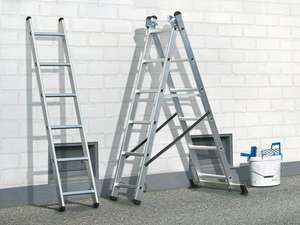 POWERFIX 6-in-1 Multi-Purpose Ladder -  £54.99 Lidl,  Monday 30th May