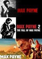 Bundle Max Payne Complete (3 games) for PC £5.39 @ Funstockdigital.co.uk