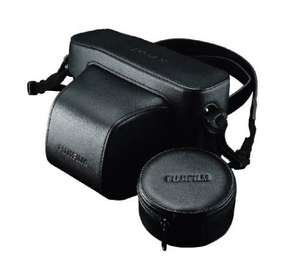 Fuji X-Pro 1 Official Leather Case £13.99 prime / £17.98 non prime @ Amazon