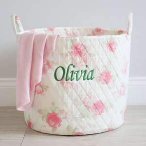 Baby storage bag £3.95 delivered @ My 1st Years