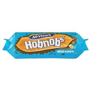 McVitie's Hobnobs only 10p at Morrisons Instore