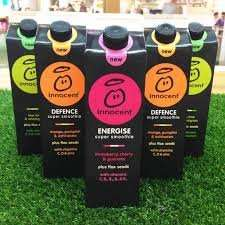 Innocent Smoothie 750ml £1.44 at Co-op