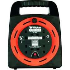 WICKES CABLE REEL 15M 13A for £13.49 Click&Collect