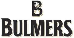 Free bottle of Bulmers at Harvester, Toby, Crown Carvery + other pubs