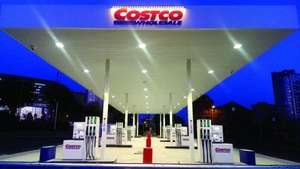 Petrol only £1.039 per litre - Costco west Thurrock