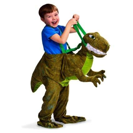 Kids Dinosaur Dressing Up Costume 3-7yrs £9.99 instore @ B&M