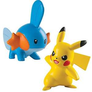 Pokemon Figures and Toys from £4.50 @ thetoyshop/the entertainer
