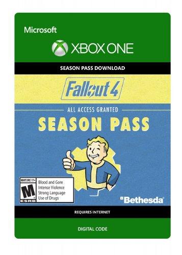 Fallout 4 Season Pass (Xbox One) £24.99  - Microsoft Store