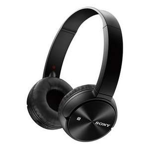 Sony MDR-ZX330BT Bluetooth Headphones with NFC - £40.98 (after £10 code + free del) @ Robert Dyas