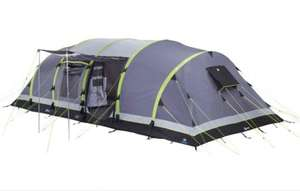 Hi Gear Nimbus 8 inflatable tent at Go Outdoors for £552.50