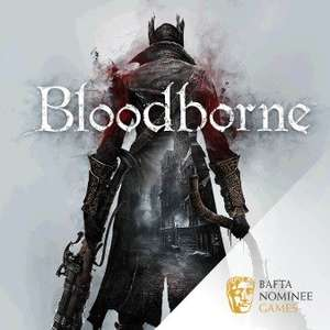 Bloodborne (PS4) for £18.99 or as GOTY edition for £24.99 @ PSN