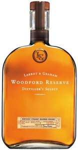 Woodford Reserve Bourbon Whiskey, 70cl @ Amazon - £23
