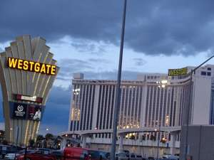 Las Vegas - 4 nights at 4* Westgate Las Vegas Resort with direct flights from Glasgow from £397pp - various dates between June-Oct (Barrhead Travel)