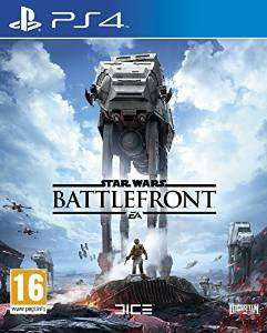 Star Wars Battlefront (PS4) £15.80 (£17.79 Non-Prime) @ Amazon
