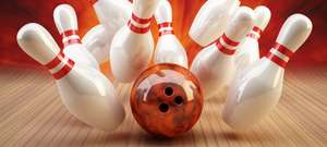 Two Games of Bowling For Four @ Superbowl UK Widnes £15.30 (WITH CODE)