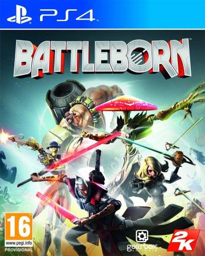 Battleborn PS4 £25.15 [Using Code] @ The Game Collection via Rakuten