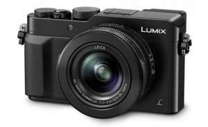 Panasonic LX100 Advanced Compact Camera - (£399 with cashback) £449 @ Cameraworld