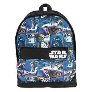 Star Wars Retro Backpack was £9.99 NOW £6.66 @ ARGOS