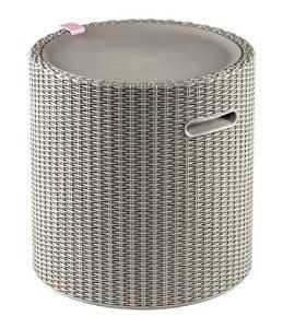 Keter Knit Cool Dune Stool - Brown £26.99 Amazon
