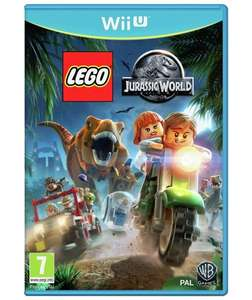 LEGO Jurassic World (Wii U/Vita/3DS/X360/PS3) £11.99 @ Argos