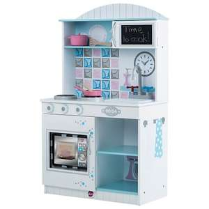 Plum Snowdrop Interactive Wooden Kitchen half price now £49.99 C+C @ Tesco Direct