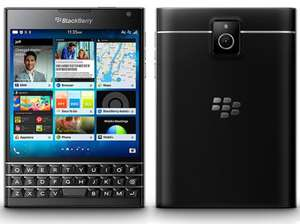 "Blackberry Passport 4.5"" SIM-Free Smartphone   - Black (used - very good) £131.74 @ amazon warehouse"