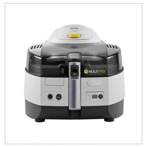 £49.99 De'Longhi FH1363 Multifry 3 in 1 Fryer - White @ Argos Free C&C