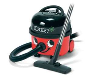 Numatic Henry  / Hetty Vacuum £79.99  /  James £74.99 delivered  @ Co-op / ebay outlet