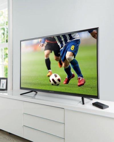 """48"""" 4K Ultra HD Smart TV with 3yr warranty  £299.99  @ Aldi"""