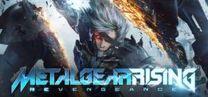 Metal Gear Rising: Revengeance PC £4.99 from Steam