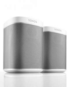 2 x Sonos Play1 £299 with free next day delivery @ Smart Home Sounds