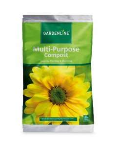 Multi Purpose Compost 20Lonly 99p at Aldi