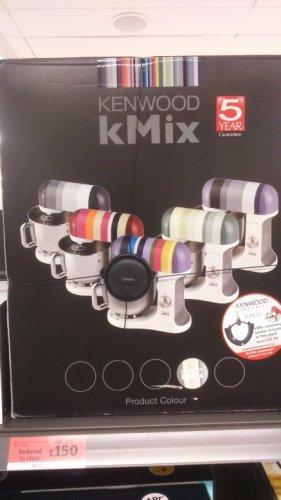 Sainsbury's Kenwood kmix, KMX81. £150