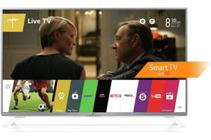 LG 49LF590V 49 Inch Full HD Freeview HD Smart TV £339.99 @ Argos via eBay (LG 49LF510V £279 @ Tesco Direct)