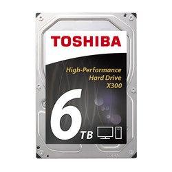 "Toshiba X300 6TB SATA III 3.5"" Hard Drive £142.79 @ CCL"