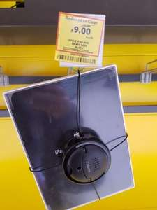 ipad mini smart case £9 instore  in tesco westbromwich square
