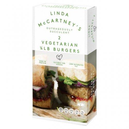 Linda McCartney Burgers / Sausages / Plaits - Buy any 4 for £5 @ Ocado